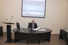 Г.Саакян принял участие в заседании Совета попечителей АГПУ
