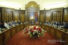 Премьер-министр РА: деятельность ведомств будет оцениваться по инвестиционным показателям