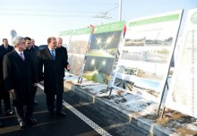 PRESIDENT FAMILIARIZED WITH THE PROCESS OF IMPLEMENTATION OF THE ROAD CONSTRUCTION PROJECTS IN YEREVAN