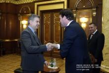 Քննարկվել են Հայաստան-ՎԶԵԲ համագործակցության առաջնահերթությունները