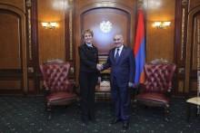 Председатель НС принял новоназначенного посла Болгарии