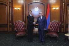 RA NA President Receives Newly Appointed Ambassador of Bulgaria