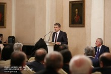 "Karen Karapetyan: ""You may rest assured that Armenia will be the best country for all Armenians"""