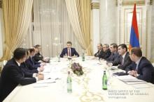 Под председательством Премьер-министра обсужден порядок выплаты роялти предприятиями горнодобывающей сферы