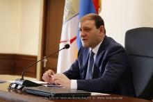Тарон Маргарян: Наши сограждане должны быть максимально информированы о проделанных работах