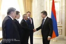 Премьер-министр принял руководящий состав сферы транспорта государств-членов ЕАЭС