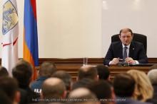 Мэр Тарон Маргарян поручил представить новые предложения, направленные на пропорциональное развитие столицы
