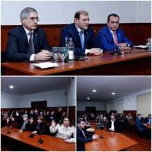 Состоялось заседание Совета территориальной организации РПА Эребуни