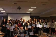 RPA Youth Representatives participated in a 3-day program, organized by Konrad Adenauer Foundation