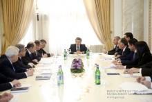 Состоялось заседание Совета управления дорожного коридора «Север-Юг»