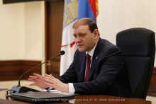 Taron Margaryan: As soon as weather gets better we have to start implementation of large-scale work