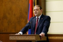 Taron Margaryan: Independent Armenia which was dreamt of by our ancestors is our parents' achievement and they handed it down to us, and we must take care of it