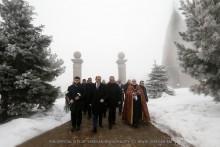 Дань уважения памяти великого армянского полководца Зоравара Андраника
