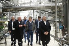 Karen Karapetyan Visits Industrial Enterprises in Vayots Dzor Marz: PM Discusses Tourism Development Agenda