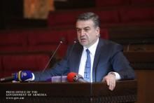 «Мы должны дать такие импульсы, чтобы каждый законопослушный гражданин понимал, что он в Армении может начать дело и чувствовать себя надежно»: Премьер-министр РА встретился с си