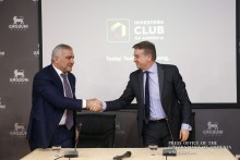 """I consider the launch of Armenia Investors Club a turning point for our country"" - PM Starts Up Armenia Investors Club Activities"