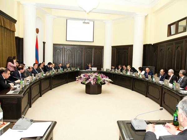unemployment in armenia