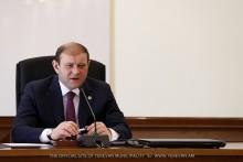 Тарон Маргарян: За незаконную вырубку деревьев виновные должены быть подвергнуты самому суровому наказанию, предусмотренному законом