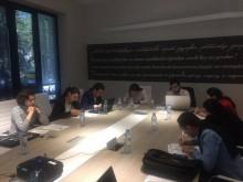 Тренинг с участием МО РПА для молодых политических деятелей Армении