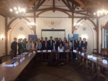 Демократическая молодежная организация Европы (DEMYC) поздравила МО РПА с победой РПА в парламентских выборах РА