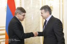 Քննարկվել են հայ-լեհական տնտեսական կապերի զարգացմանն առնչվող հարցեր