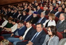 PRESIDENT SERZH SARGSYAN WAS PRESENT AT THE CLOSED DEMONSTRATION OF THE PROMISE MOVIE