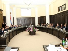 "Prime Minister: ""Clean Armenia program to kick off right away"""