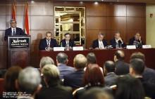 Նախագահ Սերժ Սարգսյանը և Ավստրիայի նախագահ Հայնց Ֆիշերը մասնակցել են հայ-ավստրիական գործարար համաժողովին