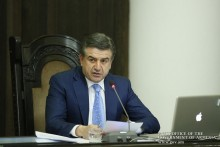 "Karen Karapetyan: ""We need to launch a network of round-the-clock drug-stores in the country"""