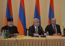 Կայացել է «Հայաստան» համահայկական հիմնադրամի հոգաբարձուների խորհրդի եվ տեղական մարմինների 26-րդ համատեղ նիստը
