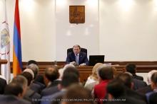 Совет старейшин Еревана второго созыва завершил работу