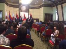 ՀՀԿ երիտասարդական կազմակերպության շարքերը համալրել են ևս 100 երիտասարդներ