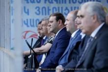 Мэр Тарон Маргарян наградил победителей общегородского шахматного мемориального турнира среди школьников