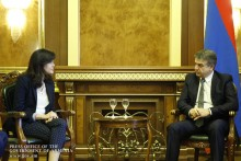 Government of Armenia, GS Inima Environment S.A. to cooperate in the field of improving water infrastructure