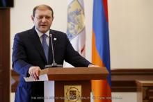 Мэр Тарон Маргарян: Высокая честь быть членом Совета старейшин Еревана