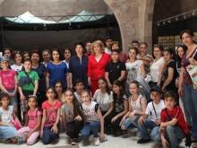 Завершился ряд мероприятий, посвященных Международному Дню защиты детей, организованных Советом женщин РПА
