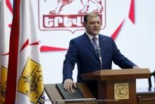 Тарон Маргарян принял присягу и вступил в должность мэра Еревана