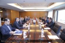 Ara Babloyan Has Bilateral Meetings in Seoul