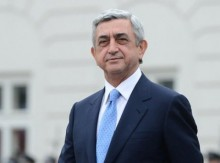 RPA Executive Body and Board congratulate the RA President Serzh Sargsyan on the occasion of his birthday anniversary
