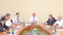 ԱԺ արտաքին հարաբերությունների մշտական հանձնաժողովը նիստ է գումարել
