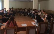 ՀՀԿ ԵԿ ամառային քաղաքական դպրոցի շրջանավարտները և ՀՀԿ-ական երիտասարդները զինվեցին  նոր գիտելիքներով և հմտություններով
