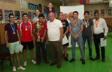 """Sport for everybody"".  Mini tennis individual tournament was held within the framework of RPA 15th traditional sport games program"