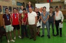 «Սպորտը բոլորի համար». կայացավ ՀՀԿ 15-րդ ավանդական մարզական խաղերի ծրագրով սեղանի թենիսի  թիմային անհատական առաջնությունը