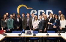 ՀՀԿ ԵԿ ներկայացուցիչը մասնակցել է Բրյուսելում կայացած Ինչպես է գործում Եվրոպան ծրագրին