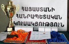 Team of RPA Erebuni territorial organization is the winner in the shooting competition