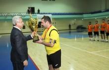 Команда территориальной организации Малатия-Себастия стала обладательницей Кубка победителя