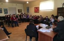 Կայացել է ՀՀԿ Արմավիրի թիվ 12 սկզբնական կազմակերպության հաշվետու ժողովը