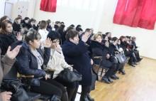 Կայացել է Աջափնյակի ՀՀԿ Նորաշեն 1 սկզբնական կազմակերպության հաշվետու ժողովը