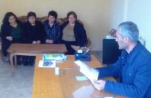 Կայացել է ՀՀԿ Բերդի շրջանային կազմակերպություն  Նորաշեն սկզբնական կազմակերպության հաշվետու ժողովը