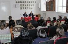 Կայացել է ՀՀԿ Լեռնանիստի սկզբնական կազմակերպության հաշվետու ժողովը